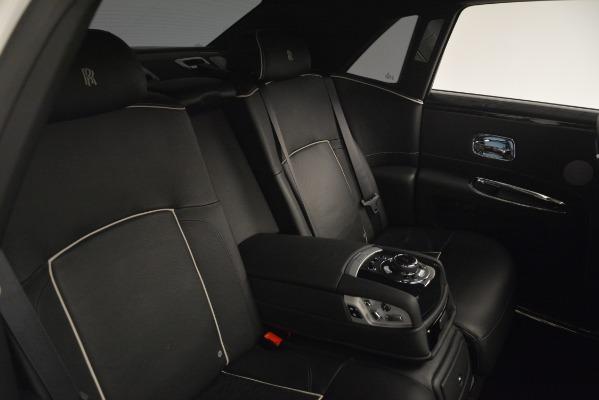 Used 2014 Rolls-Royce Ghost V-Spec for sale Sold at Alfa Romeo of Westport in Westport CT 06880 28
