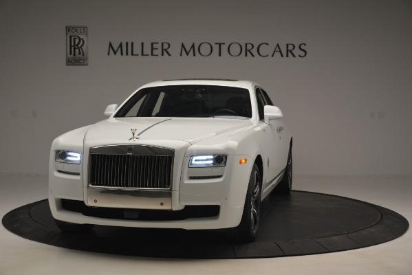 Used 2014 Rolls-Royce Ghost V-Spec for sale Sold at Alfa Romeo of Westport in Westport CT 06880 3