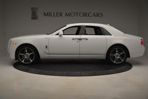 Used 2014 Rolls-Royce Ghost V-Spec for sale Sold at Alfa Romeo of Westport in Westport CT 06880 4