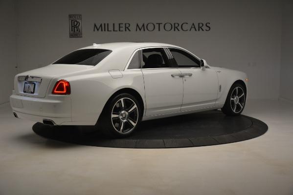 Used 2014 Rolls-Royce Ghost V-Spec for sale Sold at Alfa Romeo of Westport in Westport CT 06880 9