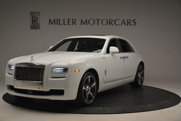 Used 2014 Rolls-Royce Ghost V-Spec for sale Sold at Alfa Romeo of Westport in Westport CT 06880 1