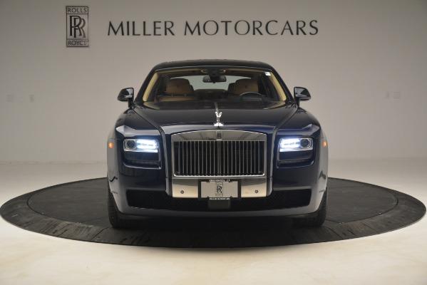 Used 2014 Rolls-Royce Ghost for sale Sold at Alfa Romeo of Westport in Westport CT 06880 12