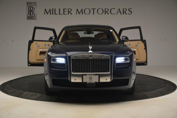 Used 2014 Rolls-Royce Ghost for sale Sold at Alfa Romeo of Westport in Westport CT 06880 13