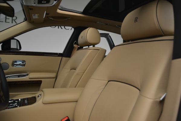 Used 2014 Rolls-Royce Ghost for sale Sold at Alfa Romeo of Westport in Westport CT 06880 16