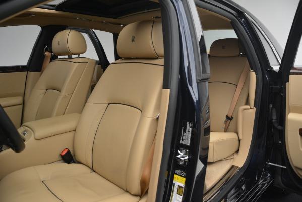 Used 2014 Rolls-Royce Ghost for sale Sold at Alfa Romeo of Westport in Westport CT 06880 17