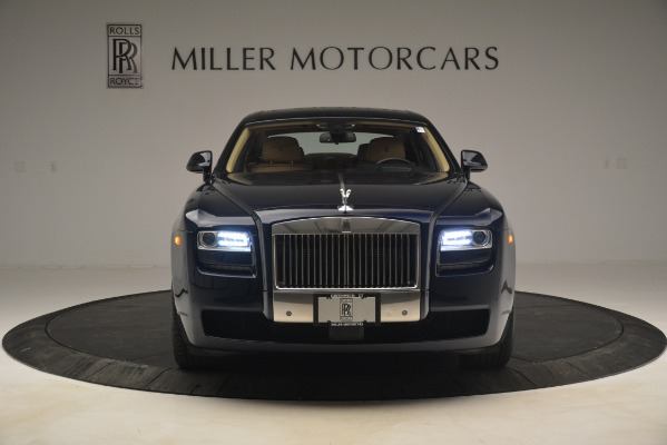 Used 2014 Rolls-Royce Ghost for sale Sold at Alfa Romeo of Westport in Westport CT 06880 2