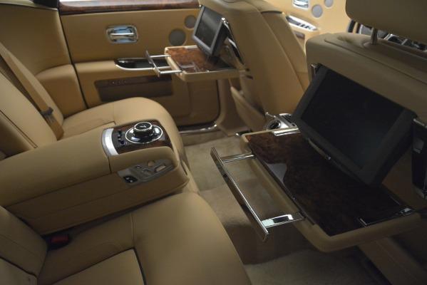 Used 2014 Rolls-Royce Ghost for sale Sold at Alfa Romeo of Westport in Westport CT 06880 22