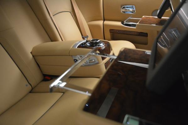 Used 2014 Rolls-Royce Ghost for sale Sold at Alfa Romeo of Westport in Westport CT 06880 24