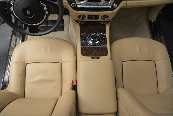 Used 2014 Rolls-Royce Ghost for sale Sold at Alfa Romeo of Westport in Westport CT 06880 27