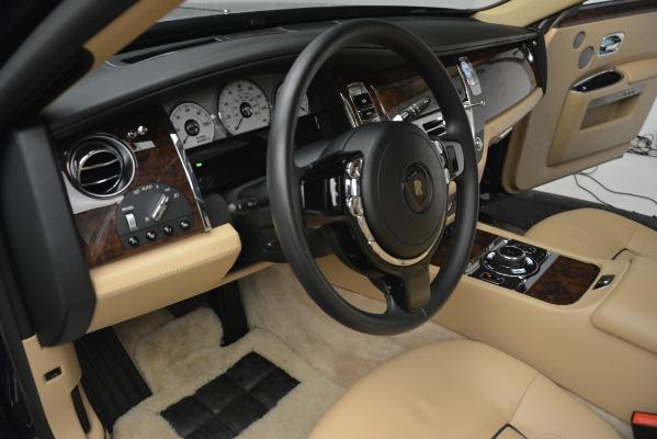 Used 2014 Rolls-Royce Ghost for sale Sold at Alfa Romeo of Westport in Westport CT 06880 28