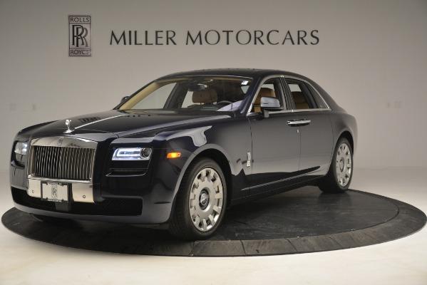 Used 2014 Rolls-Royce Ghost for sale Sold at Alfa Romeo of Westport in Westport CT 06880 3