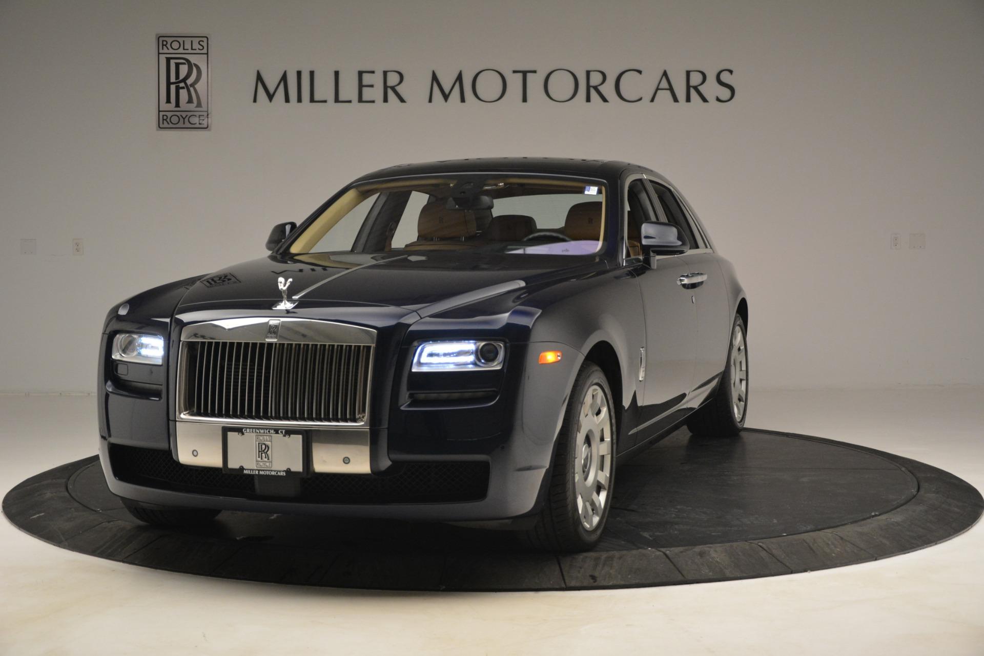 Used 2014 Rolls-Royce Ghost for sale Sold at Alfa Romeo of Westport in Westport CT 06880 1