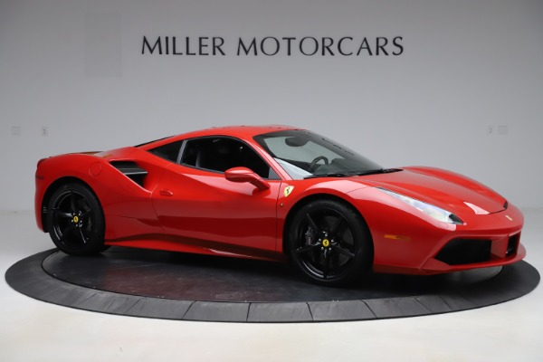 Used 2018 Ferrari 488 GTB for sale $249,900 at Alfa Romeo of Westport in Westport CT 06880 10