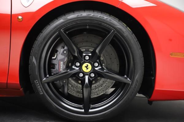 Used 2018 Ferrari 488 GTB for sale $245,900 at Alfa Romeo of Westport in Westport CT 06880 13