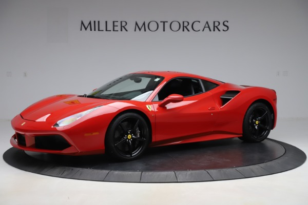 Used 2018 Ferrari 488 GTB for sale $245,900 at Alfa Romeo of Westport in Westport CT 06880 2