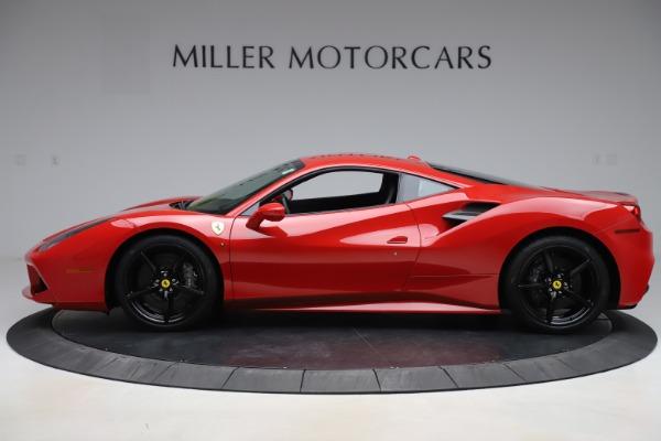 Used 2018 Ferrari 488 GTB for sale $245,900 at Alfa Romeo of Westport in Westport CT 06880 3