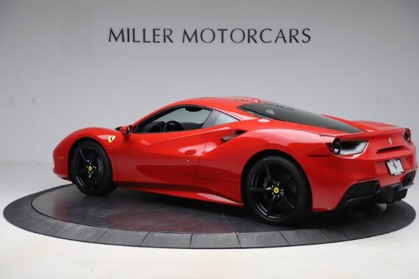 Used 2018 Ferrari 488 GTB for sale $245,900 at Alfa Romeo of Westport in Westport CT 06880 4