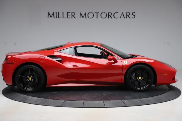 Used 2018 Ferrari 488 GTB for sale $245,900 at Alfa Romeo of Westport in Westport CT 06880 9