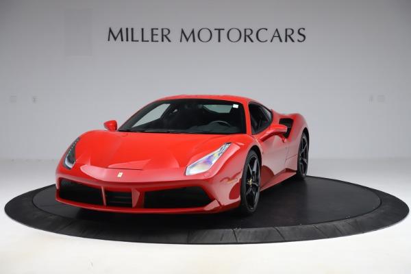 Used 2018 Ferrari 488 GTB for sale $245,900 at Alfa Romeo of Westport in Westport CT 06880 1