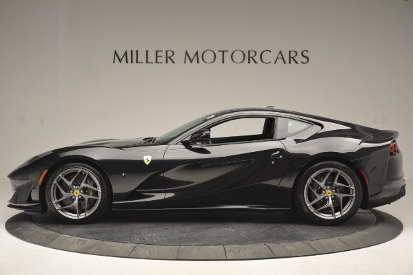 Used 2018 Ferrari 812 Superfast for sale $347,900 at Alfa Romeo of Westport in Westport CT 06880 3