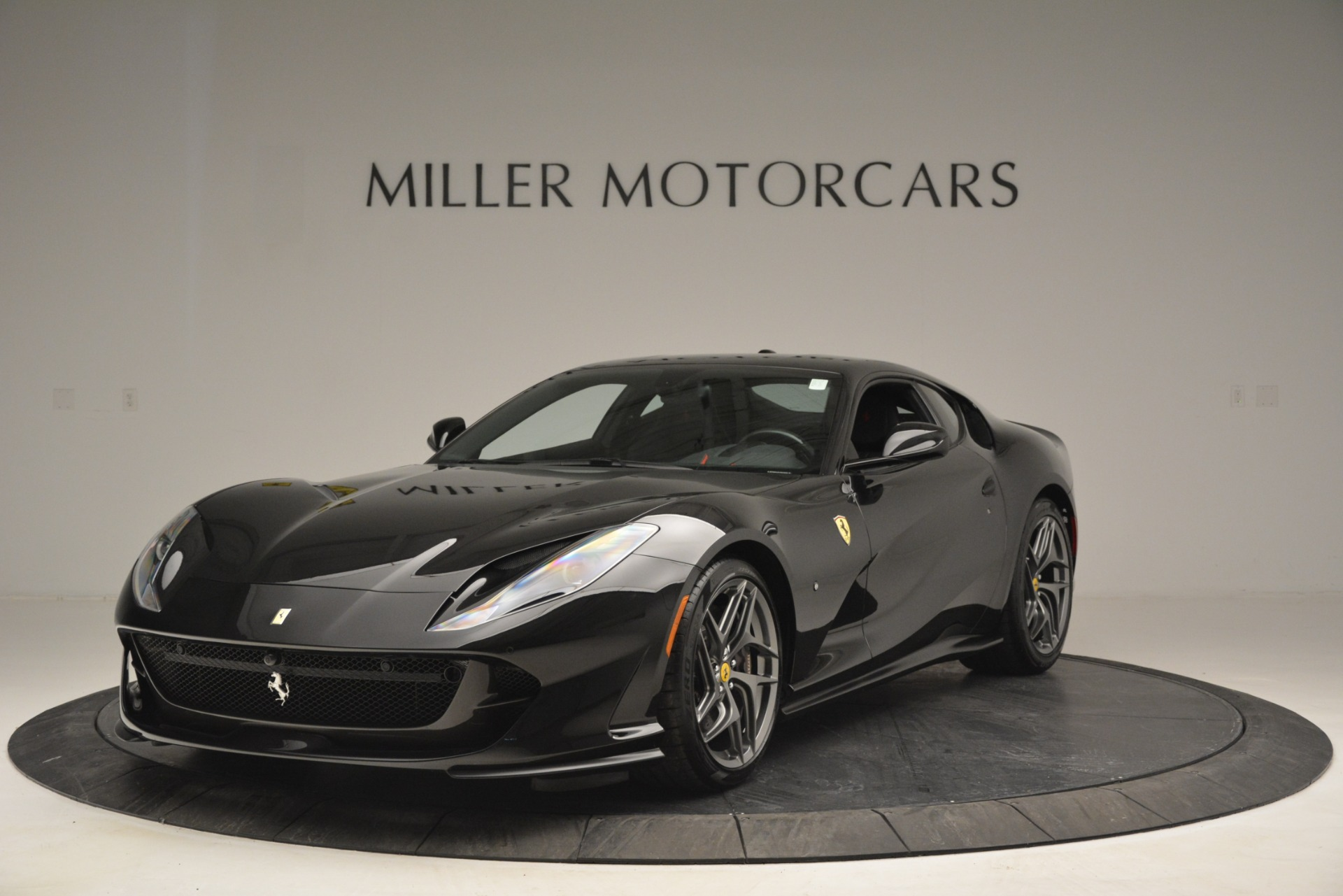 Used 2018 Ferrari 812 Superfast for sale $347,900 at Alfa Romeo of Westport in Westport CT 06880 1