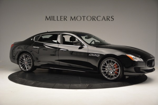 Used 2015 Maserati Quattroporte GTS for sale Sold at Alfa Romeo of Westport in Westport CT 06880 10