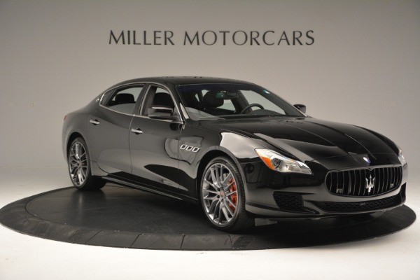 Used 2015 Maserati Quattroporte GTS for sale Sold at Alfa Romeo of Westport in Westport CT 06880 11