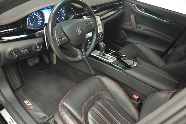 Used 2015 Maserati Quattroporte GTS for sale Sold at Alfa Romeo of Westport in Westport CT 06880 14
