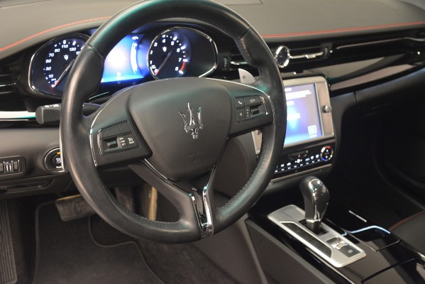 Used 2015 Maserati Quattroporte GTS for sale Sold at Alfa Romeo of Westport in Westport CT 06880 15