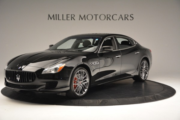 Used 2015 Maserati Quattroporte GTS for sale Sold at Alfa Romeo of Westport in Westport CT 06880 2