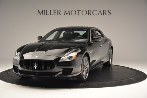 Used 2015 Maserati Quattroporte GTS for sale Sold at Alfa Romeo of Westport in Westport CT 06880 1