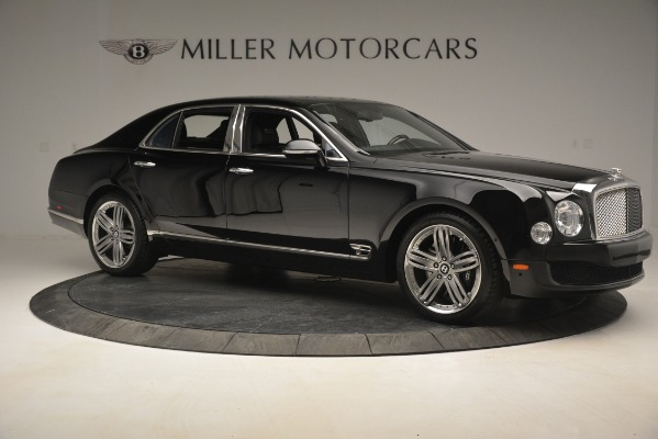 Used 2013 Bentley Mulsanne Le Mans Edition for sale Sold at Alfa Romeo of Westport in Westport CT 06880 10