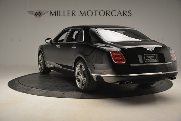 Used 2013 Bentley Mulsanne Le Mans Edition for sale Sold at Alfa Romeo of Westport in Westport CT 06880 5