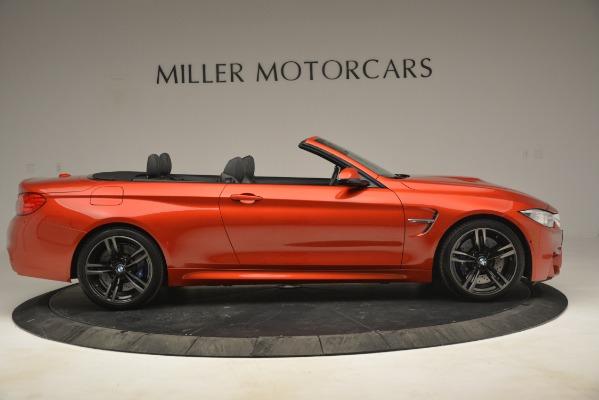 Used 2016 BMW M4 for sale Sold at Alfa Romeo of Westport in Westport CT 06880 10