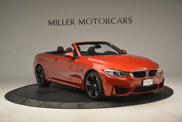 Used 2016 BMW M4 for sale Sold at Alfa Romeo of Westport in Westport CT 06880 12