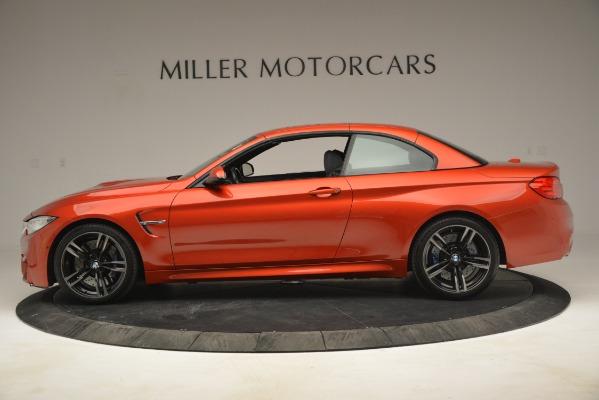 Used 2016 BMW M4 for sale Sold at Alfa Romeo of Westport in Westport CT 06880 14