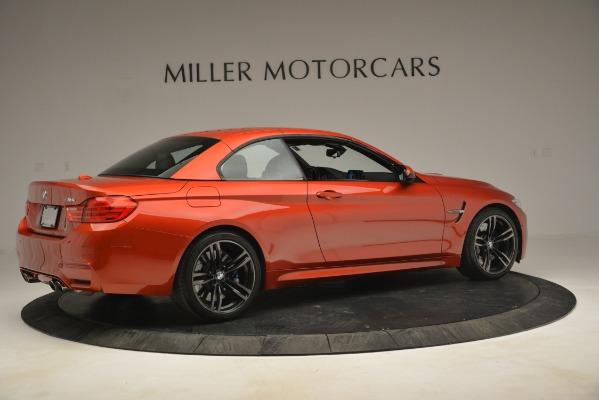 Used 2016 BMW M4 for sale Sold at Alfa Romeo of Westport in Westport CT 06880 15