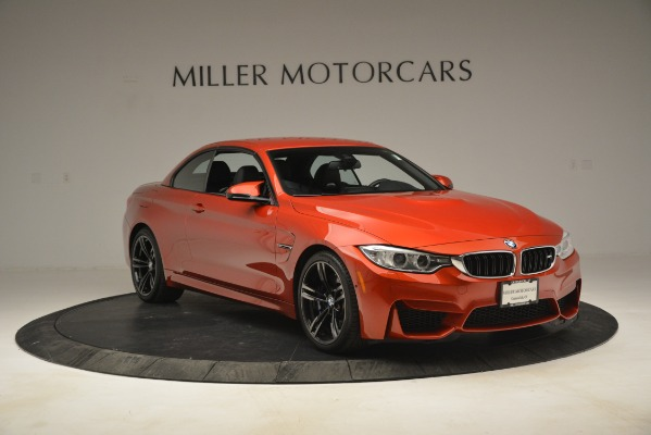 Used 2016 BMW M4 for sale Sold at Alfa Romeo of Westport in Westport CT 06880 17