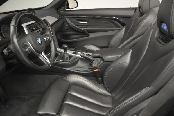 Used 2016 BMW M4 for sale Sold at Alfa Romeo of Westport in Westport CT 06880 19