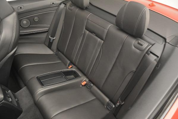 Used 2016 BMW M4 for sale Sold at Alfa Romeo of Westport in Westport CT 06880 22