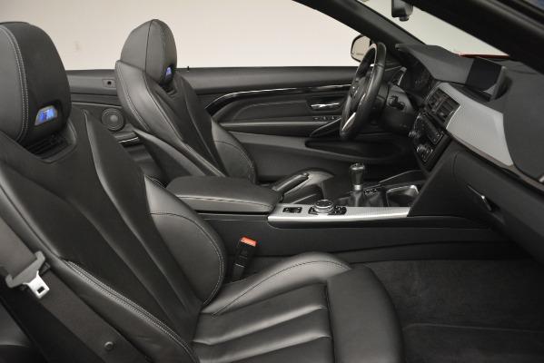 Used 2016 BMW M4 for sale Sold at Alfa Romeo of Westport in Westport CT 06880 23