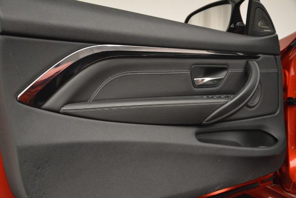 Used 2016 BMW M4 for sale Sold at Alfa Romeo of Westport in Westport CT 06880 24