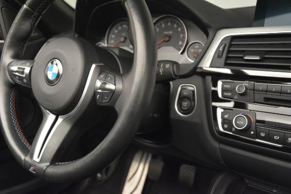 Used 2016 BMW M4 for sale Sold at Alfa Romeo of Westport in Westport CT 06880 27
