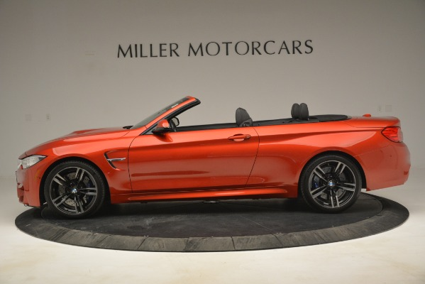 Used 2016 BMW M4 for sale Sold at Alfa Romeo of Westport in Westport CT 06880 3