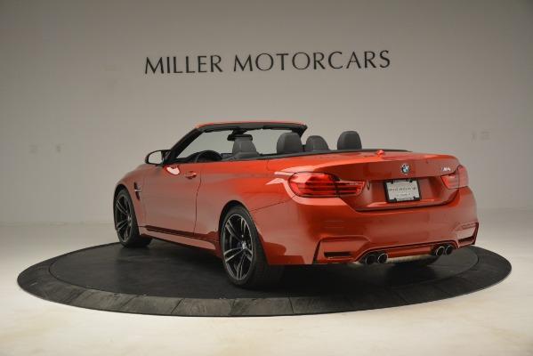 Used 2016 BMW M4 for sale Sold at Alfa Romeo of Westport in Westport CT 06880 5