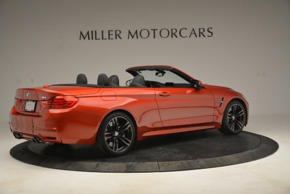 Used 2016 BMW M4 for sale Sold at Alfa Romeo of Westport in Westport CT 06880 9