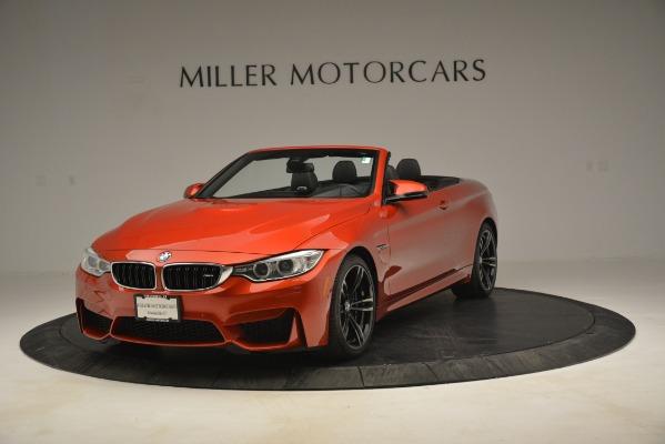 Used 2016 BMW M4 for sale Sold at Alfa Romeo of Westport in Westport CT 06880 1