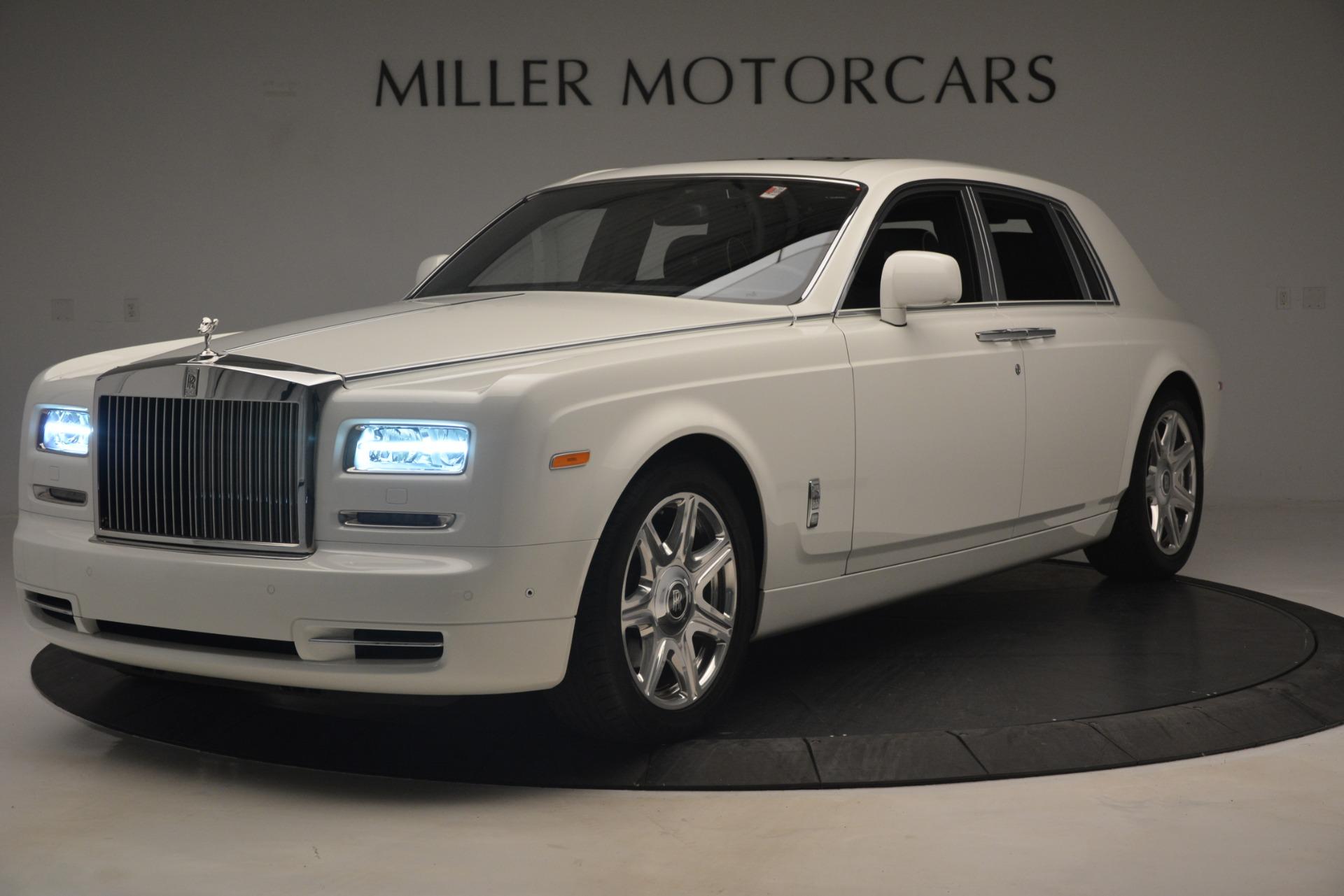 Used 2014 Rolls-Royce Phantom for sale Sold at Alfa Romeo of Westport in Westport CT 06880 1