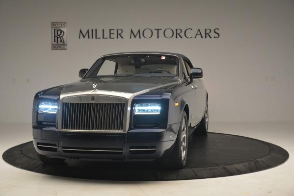 Used 2013 Rolls-Royce Phantom Drophead Coupe for sale Sold at Alfa Romeo of Westport in Westport CT 06880 16
