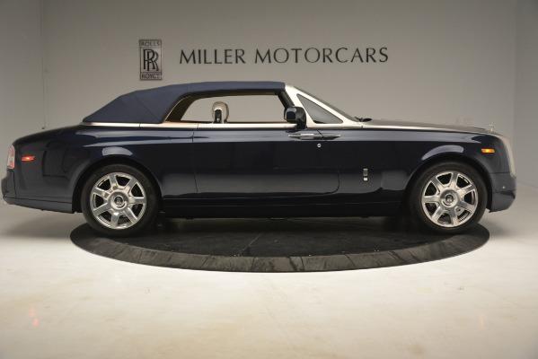 Used 2013 Rolls-Royce Phantom Drophead Coupe for sale Sold at Alfa Romeo of Westport in Westport CT 06880 25